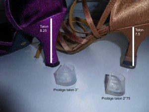 Chaussures de danse prtege-talon-300x225